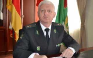 Судебный пристав Кесаонов Игорь Константинович