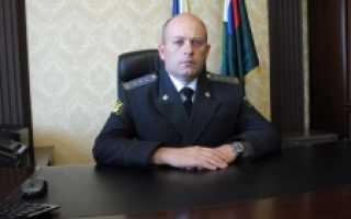 Судебный пристав Урусов Рамазан Борисович