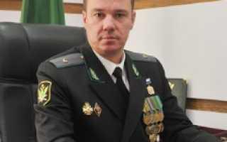 Судебный пристав Касьяненко Анатолий Анатольевич