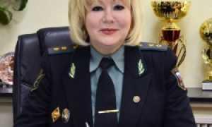 Судебный пристав Бывшева Елена Федоровна